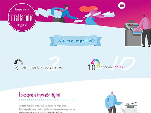 i-valladolid – sitio web